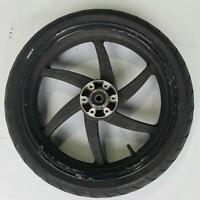 Front wheel rim HYOSUNG GT650R GT650 650 2008 08 #2