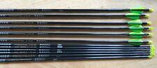 "Easton ACG Arrows Set of 12 28.75"" Length 710 Shaft"