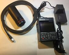 Panasonic AG-HCK10G AVCCAM Camera AG-HMR10 Recorder AG-C20003G Cable PKG MINT