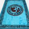 Couvre-lit tissu déco OM Gayatri Mantra Tapisserie Décoration murale UNITAIRE