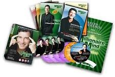 The millionaire mind 10 cd-dvd box set sealed By Harv Eker Unsealed Brand New