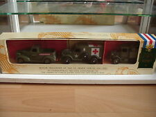 Lledo Motor Transportert of the US armed Forces 1941-1942 in Amry Green in Box