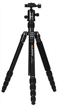 MeFOTO Roadtrip Convertible Tripod Kit With 5 Section Aluminium Legs - Black