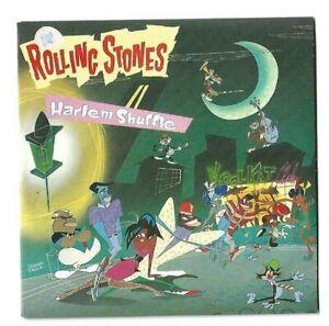 "The ROLLING STONES : HARLEM SHUFFLE (12"" LONDON + '86 NY REMIXES) ♦ X-RARE CD ♦"