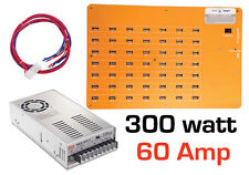 Eyeboot 49 Port 60 Amp USB 2.0 Hub iphone smartphone charging station bundle