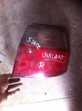 MITSUBISHI GALANT MK VI ESTATE DRIVERS SIDE REAR LIGHT TAIL LIGHT 1996 - 2003