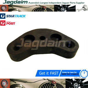 New Jaguar XJ40 Rear Muffler/Resonator Mount CBC6514*