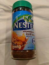 Nestea Unsweetened Ice Tea Mix, 3 Oz. Discontinued, Exp Date 10/25/2020