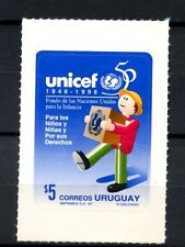 Uruguay 1997 SG#2380 Childrens Fund Unicef MNH #A30333