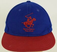 270252a1443 Beverly Hills Polo Club Blue Baseball Hat Cap Adjustable