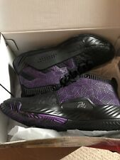 Adidas Marvel Black Panther Shoes Dame 5 Men's Size 6