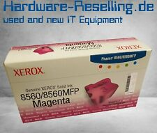 Original Xerox 108R00724 Phaser 5860 / 8560MFP 3 Solid Ink Magenta NEU