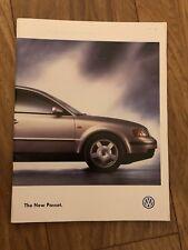Volkswagen Passat 3B 1997 Brochure