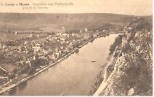 carte postale - Profondeville - CPA - Lustin-sur-Meuse - Panorama