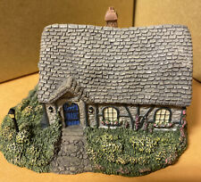 Hawthorne Kinkade Sculpture Figurine Numbered Chandler'S Cottage