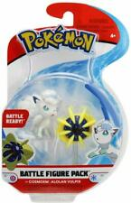 Pokemon Battle Figure Pack - Cosmoem & Alolan Vulpix