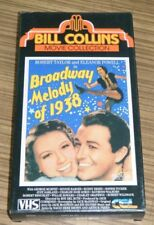 VHS Movie - Bill Collins Movie Collection: Broadway Melody of 1938