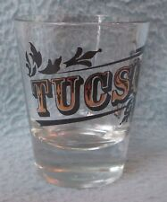 Tucson Arizona Souvenir Shot Glass
