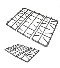 New Electrolux black cast iron grate set for kenmore gas stove model #316465603