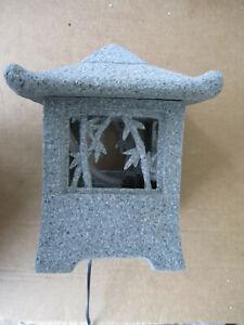 """Pagoda Rain Box - 10 1/2"""" tall"""