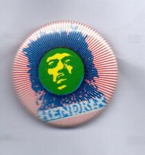JIMI HENDRIX  BUTTON BADGE  All Along The Watchtower , Purple Haze, Hey Joe 25mm