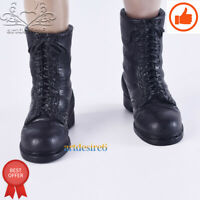 1/6 Soldier Paratrooper Boots Military Combat Shoes Fit 12 Inch Soldier Figure
