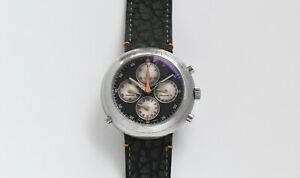 Ikepod Hemipode Chronograph Watch - NO RESERVE