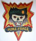 MIKE FORCE - Patch - MACV-SOG - Shell Burst - GREEN BERETS - Vietnam War - 5633