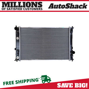 Radiator For//Fit 13125 10-12 Ford Fusion Hybrid Mercury Milan 11-12 MKZ PTAC