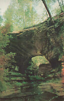 Rare Vintage Lovely Postcard - Natural Bridge, Tennessee - U.S.A (June 1971).