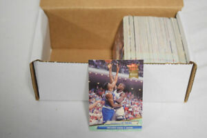 1992-93 Fleer Ultra Basketball S2 Complete 201-375 Shaquille O'Neal RC BC2946
