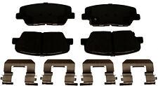Disc Brake Pad Set-Ceramic Disc Brake Pad Rear ACDelco Advantage 14D1439CH