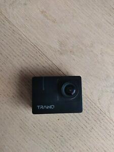 APEMAN Action Cam A100,Echte 4K 50fps WiFi 20MP Touchscreen Unterwasserkamera...