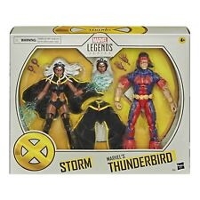 Marvel Legends X-Men 20th Anniversary - Storm and Marvel's Thunderbird  2-Pack