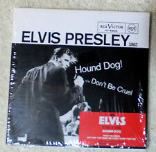 HOUND DOG + DON't BE CRUEL+ ~ELVIS PRESLEY~ NEW German Import CD ~ Mini-LP Style