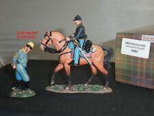 King & Country CW63 ACW American Civil War Prisoner and ESCORT Set Boxed (a92)
