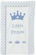 Obaby CHANGING MAT - LITTLE PRINCE Baby Boy Newborn Wipe Clean BN