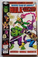Marvel Team-Up Annual #3 - 1980 - Hulk & Power Man & Iron Fist