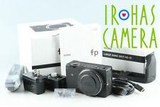 Sigma fp Digital Camera + HG-21 With Box #29884 L9