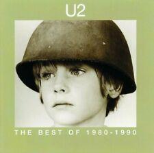U2 Best of 1980-1990 & b-sides [2 CD]