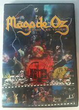 Mago De Oz - Madrid Las Ventas DVD 2.005