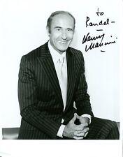 Composer HENRY MANCINI Signed Photo