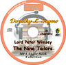 The Nine Tailors  Lord Peter Wimsey - Dorothy L. Sayers MP3 Audio Book on MP3 CD