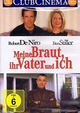 DVD NEU/OVP - Meine Braut, ihr Vater und ich - Robert De Niro & Ben Stiller