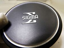 Sigma 62mm 65mm ID Front Lens Cap APO Metal Slip on