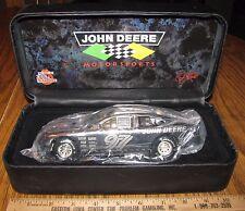 John Deere #97 Nascar Stock Coche 1998 Little Plata 1/24 Carreras Campeón
