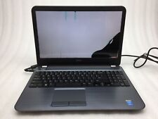 Dell Inspiron 15R-5537 Laptop Parts/Repair BOOTS Core i7-4500U 8GB Damaged LCD