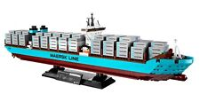 Maersk Container Cargo Ship LEGO Compatible Creator 1518 Pcs 10241