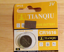 1 Cr1616 Cr1616 Dl1616 Br1616 3 Volt Lithium Button C 00006000 ell Battery Usa Us Ship