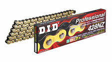 DID SUPER Non-seal Chain 428NZ Gold & Black [with Clip (RJ) Joint] HONDA MTX125